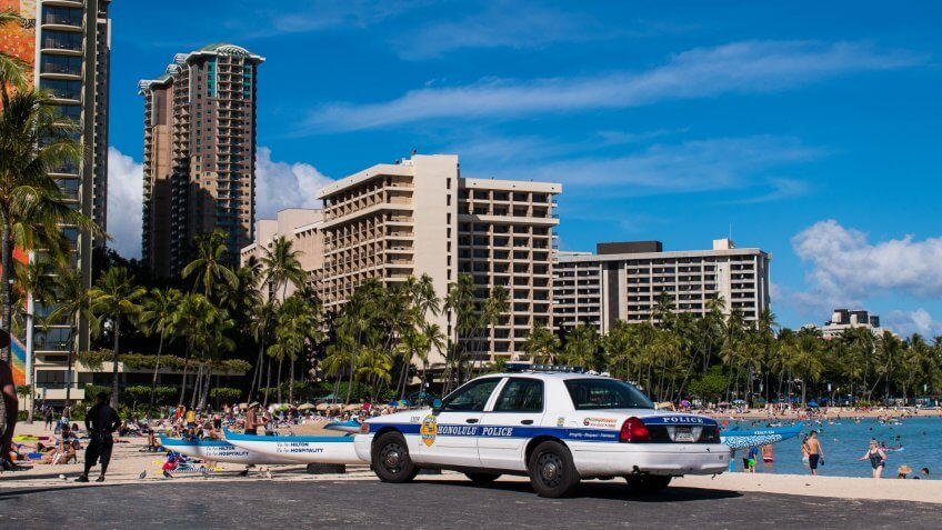 Hawaii police department