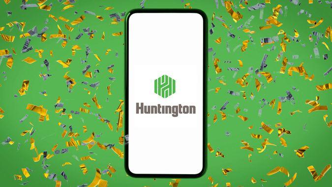 Huntington Bank promotions