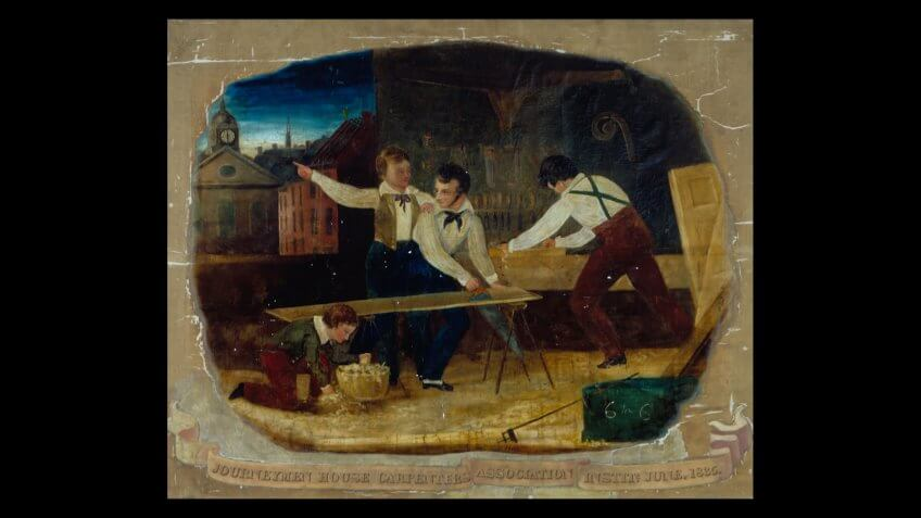 Journeyman House Carpenters' Association of Philadelphia