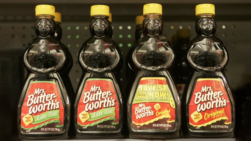 Mandatory Credit: Photo by Mike Derer/AP/Shutterstock (10683788a)Bottles of Mrs.