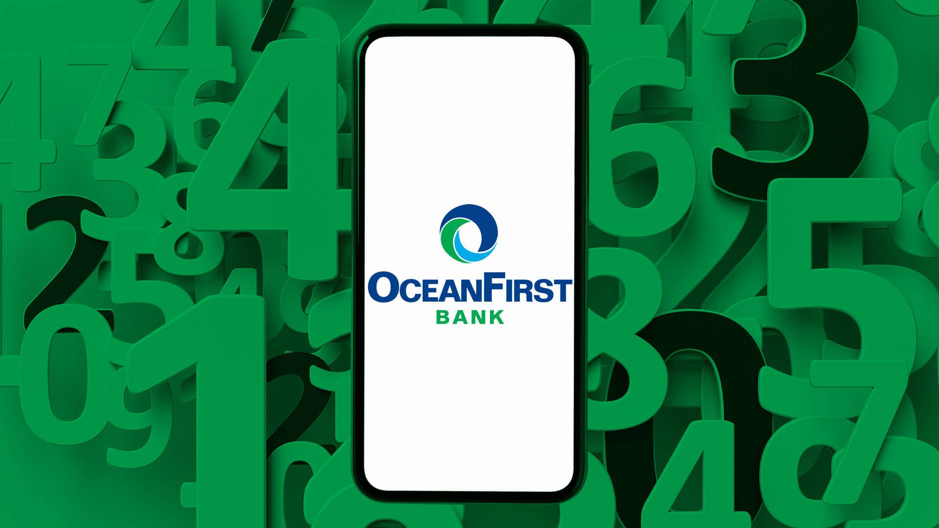 OceansFirst Bank routing number