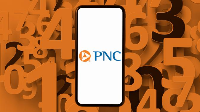 PNC bank routing number
