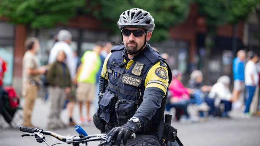 Portland Maine police department