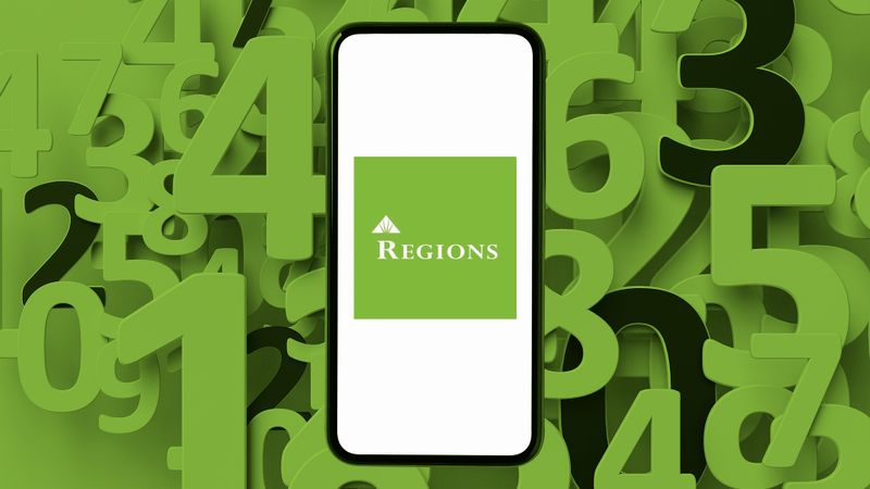 Regions bank routing number
