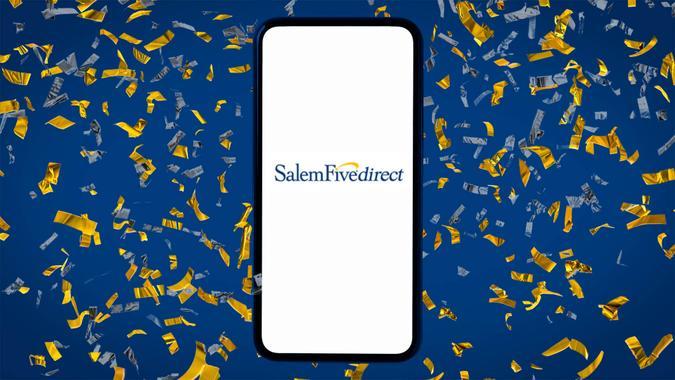Salem Five Direct promotions