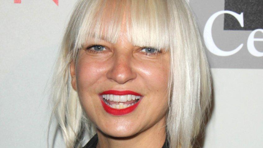 LOS ANGELES - MAY 10: Sia at the L.