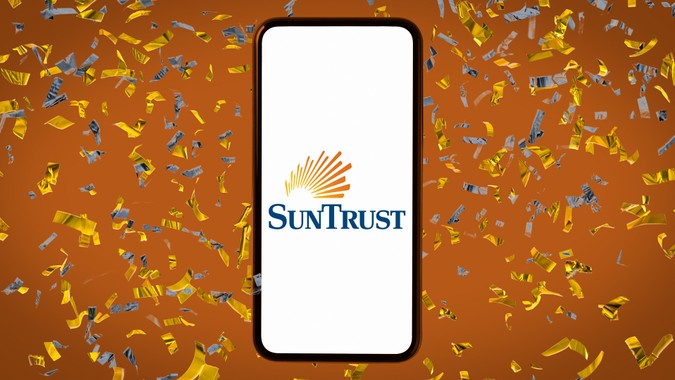 SunTrust bank promotions