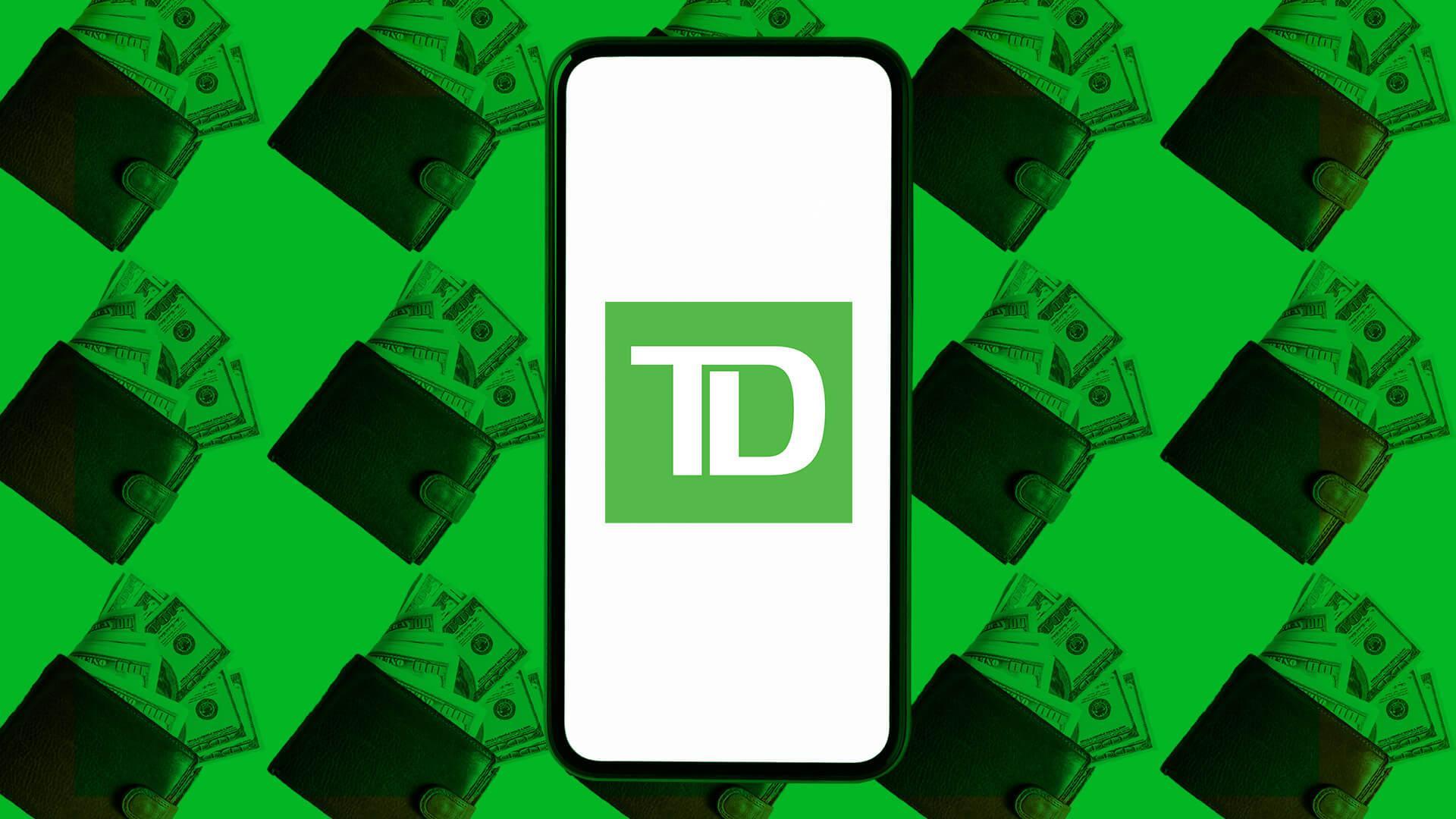 TD Bank overdraft fee