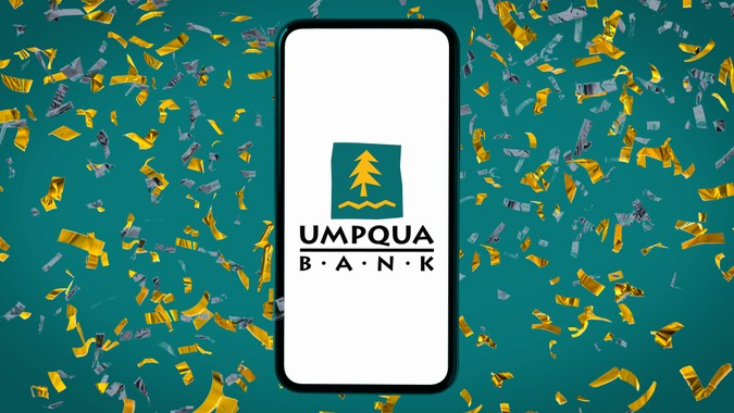 Umpqua Bank promotions