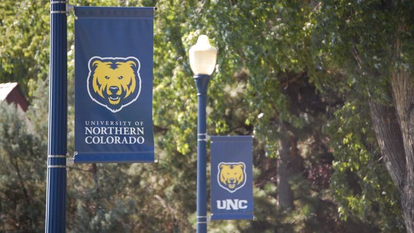 University of Northern Colorado.
