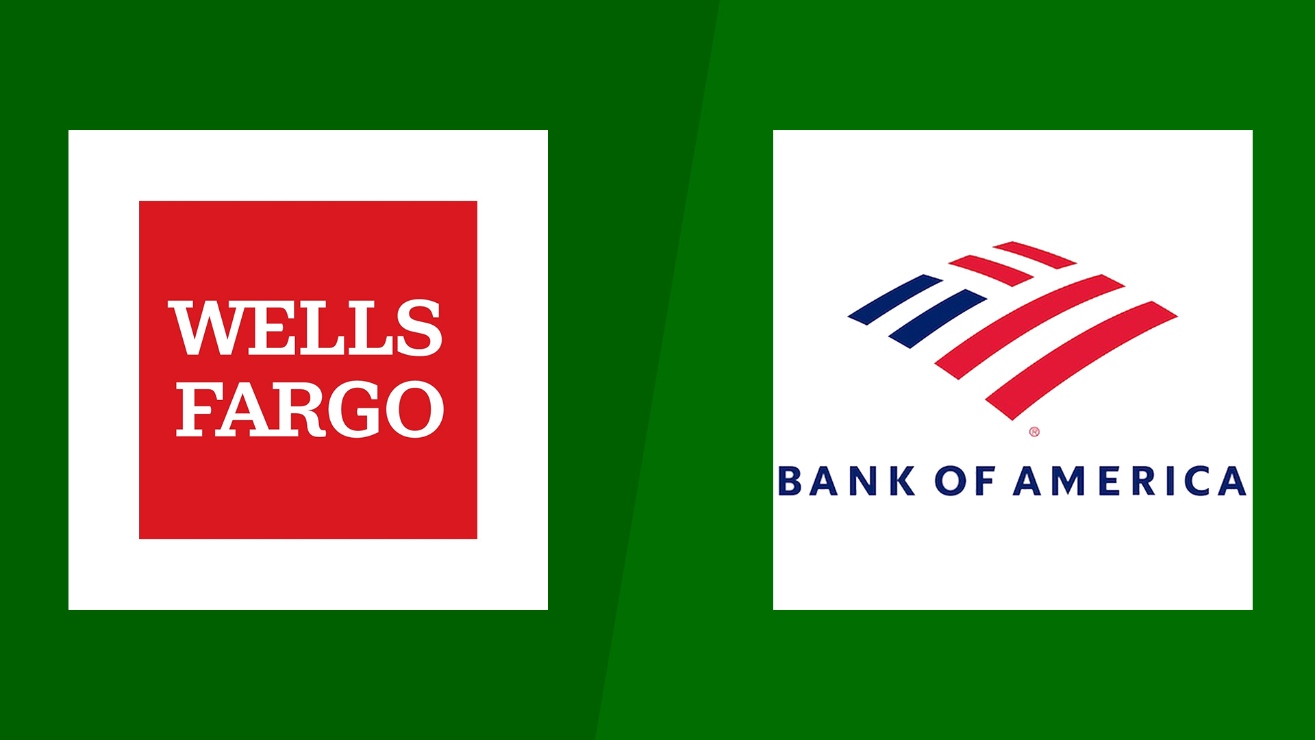 Wells Fargo vs Bank of America