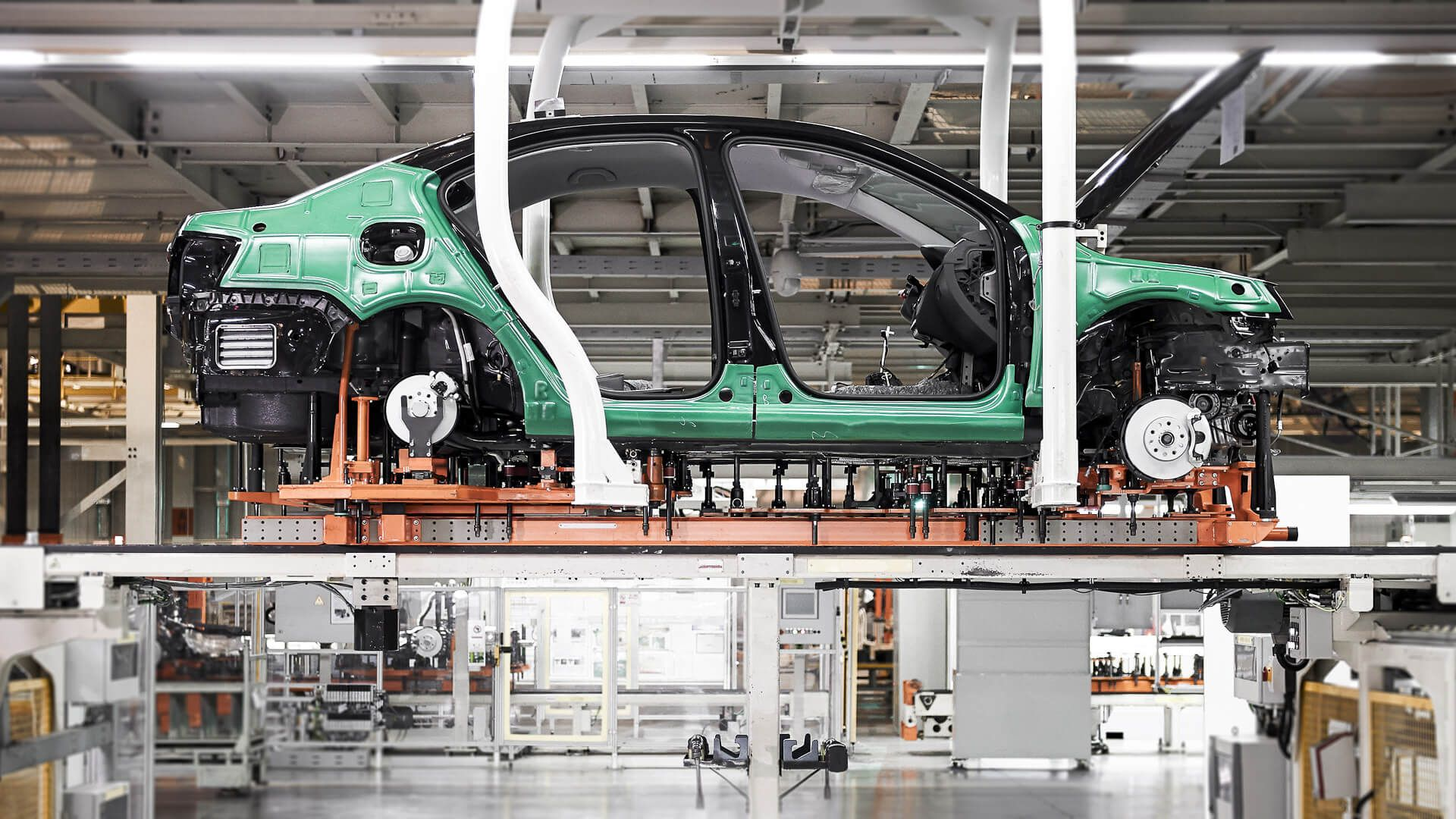 car manufacturing production