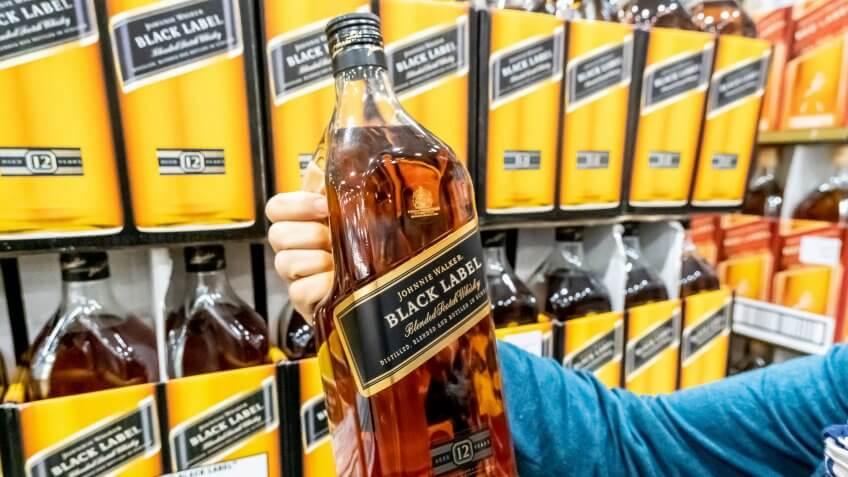 costco alcohol handle