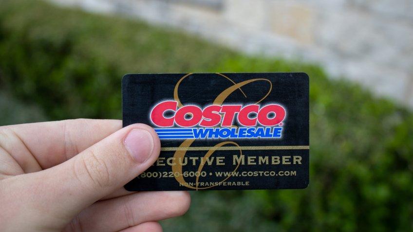costco executive member