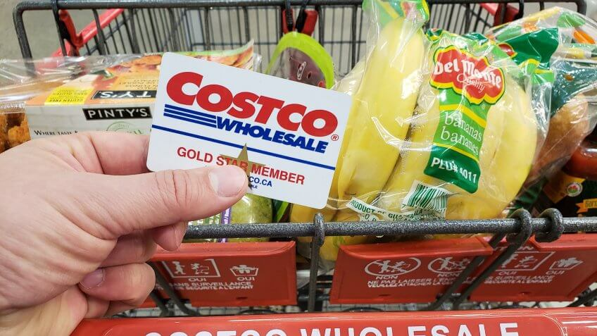 costco gold star member