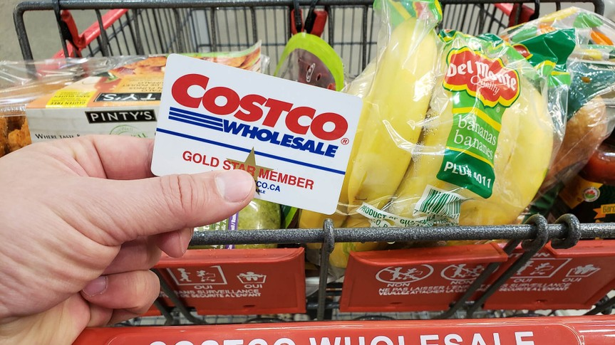 costco gold star member