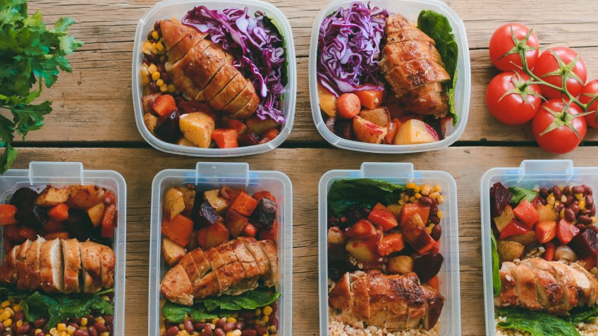 Grocery and Meal-Kit Delivery Services Seeing.