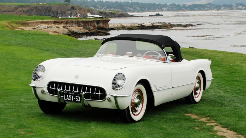 1953 Corvette - The last 1953 Corvette.