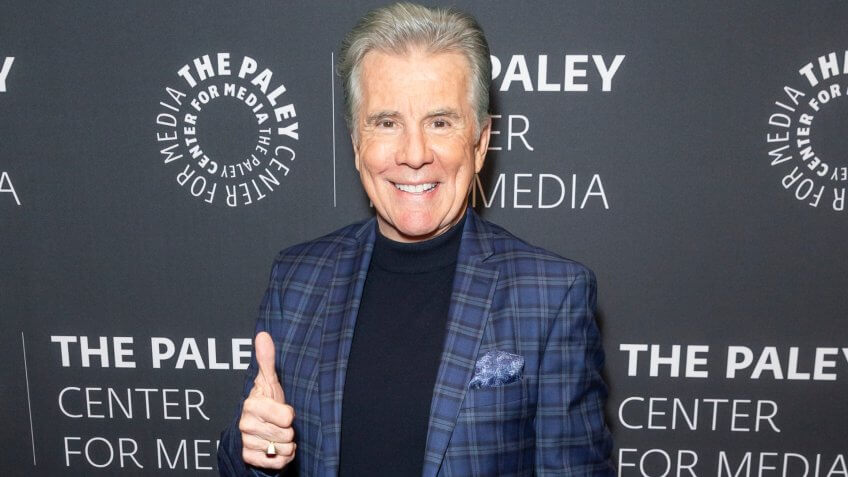New York, NY - January 16, 2019: John Walsh attends In Pursuit With John Walsh Screening & Conversation at The Paley Center for Media.