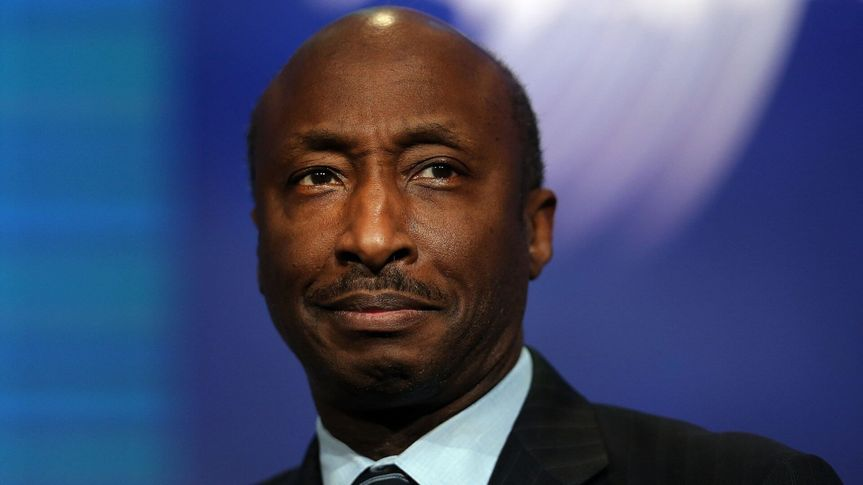 NEW YORK, NY - SEPTEMBER 27:  Kenneth Frazier the Chairman and CEO of the pharmaceutical company Merck & Co.