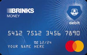 BRINKS Mastercard