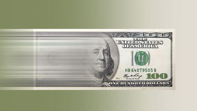 Fast Money Blur
