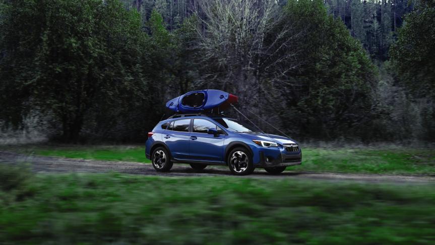 2021 Subaru Crosstrek Limited