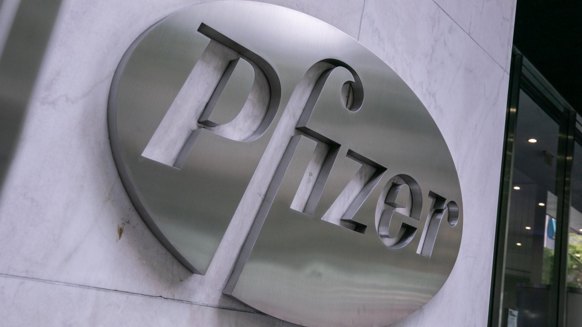 NEW YORK, NY - JULY 22: Pfizer Inc.