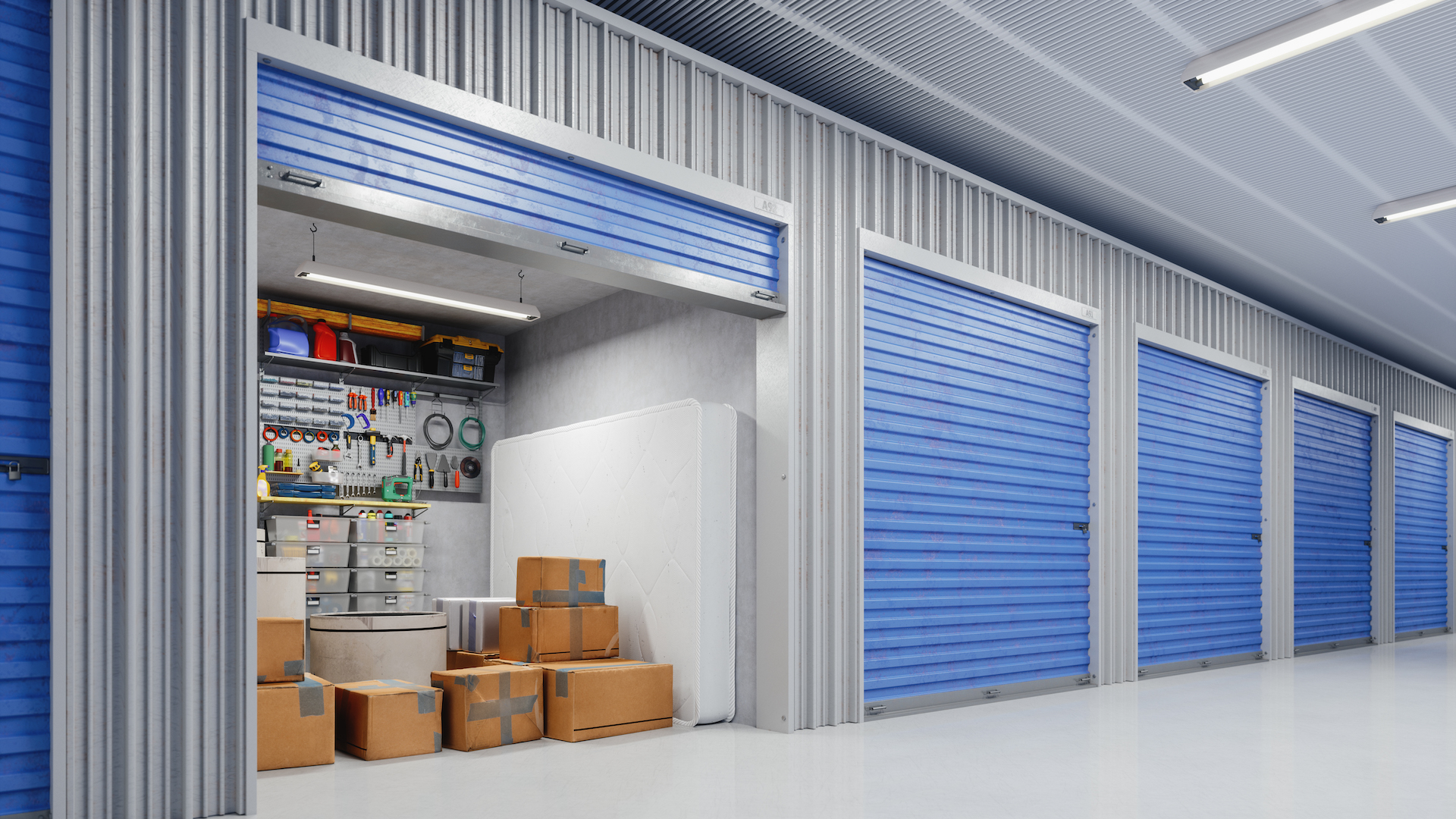 Why Paying for a Storage Unit Is Always a Terrible Idea | GOBankingRates
