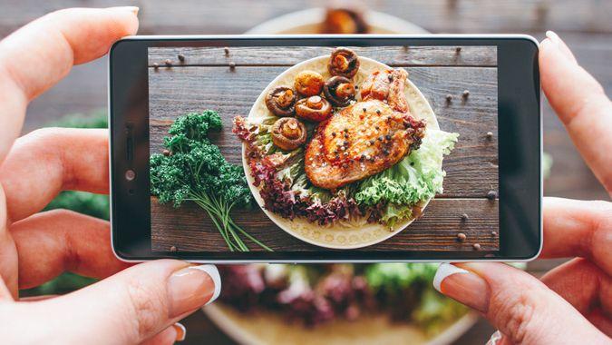 Culinary blog.