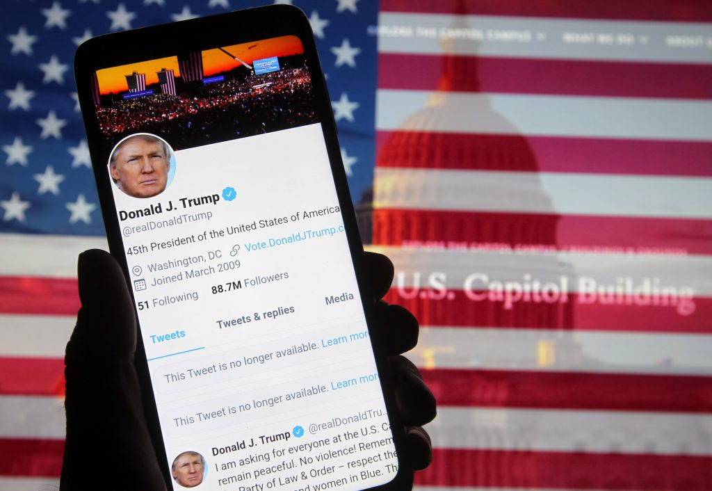 As Trump Loses Access to Facebook and Beyond, Social Platforms Brace for Drop in Revenue