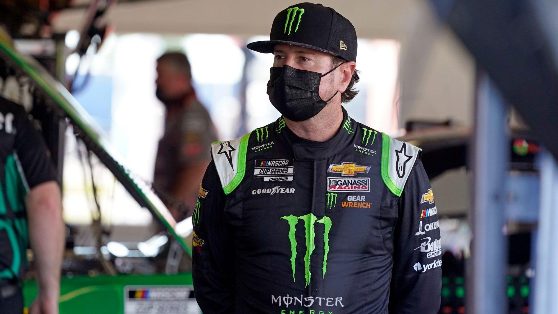 How Rich Is NASCAR Driver Kurt Busch?