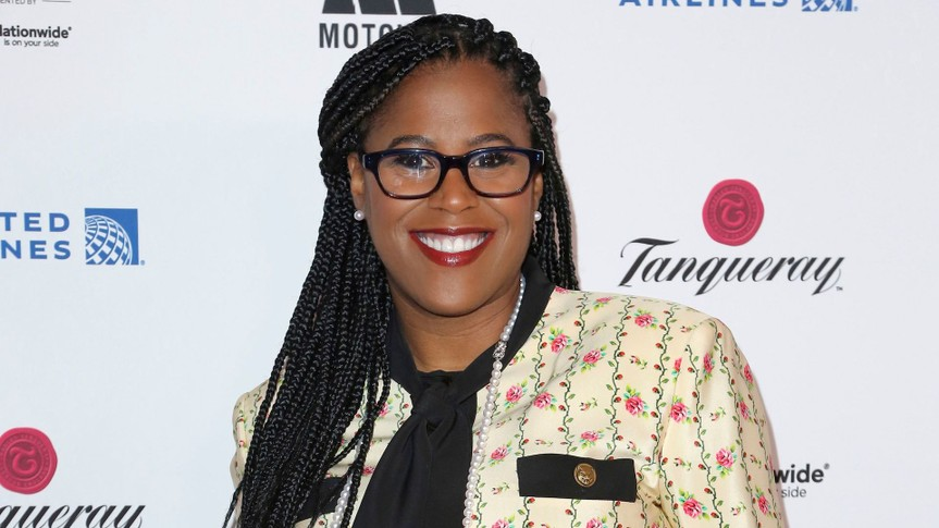 Mandatory Credit: Photo by Willy Sanjuan/Invision/AP/Shutterstock (10010602dm)Thasunda Brown Duckett arrives at the 2018 EBONY Power 100 Gala at the Beverly Hilton, in Beverly Hills, Calif2018 EBONY Power 100 Gala, Beverly Hills, USA - 30 Nov 2018.