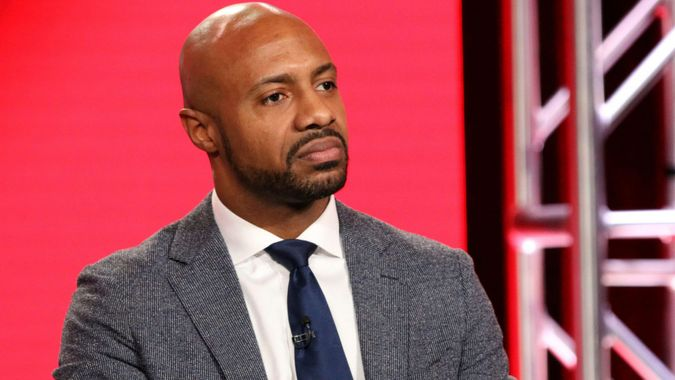 Mandatory Credit: Photo by Willy Sanjuan/Invision/AP/Shutterstock (9319437h)Jay Williams participates in the 'Best Shot' panel during the YouTube Television Critics Association Winter Press Tour, in Pasadena, Calif2018 Winter TCA - YouTube, Pasadena, USA - 13 Jan 2018.