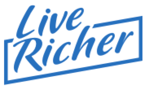 live richer logo