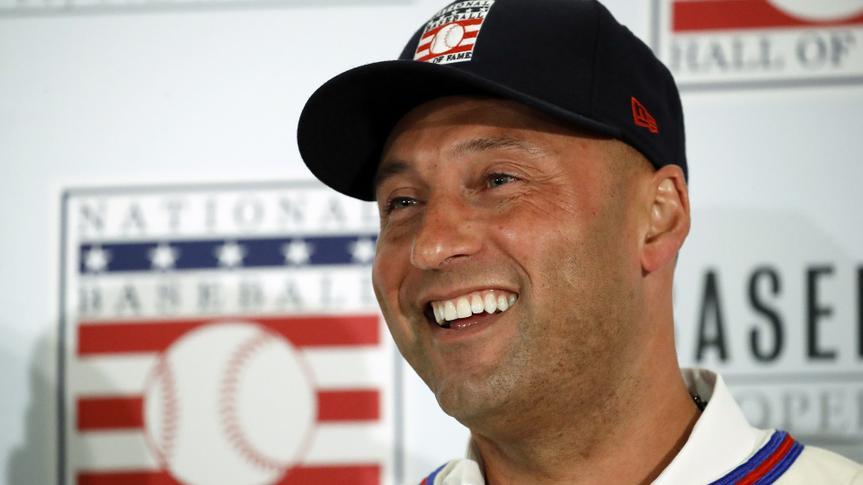 Baseball Hall of Fame press conference, New York, USA - 22 Jan 2020