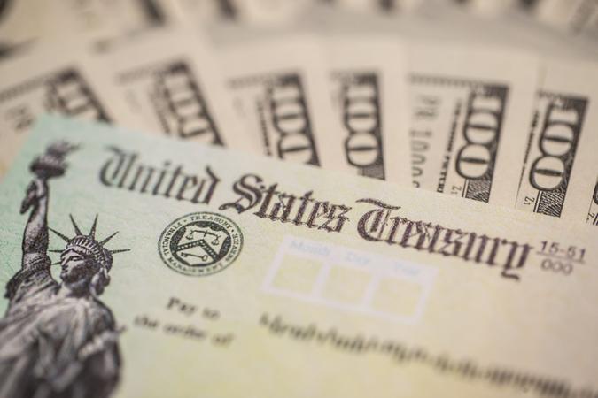 The 2020 Stimulus check.