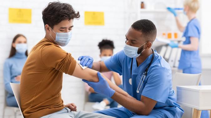 Covid-19 Vaccination.
