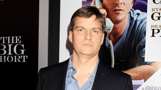 Mandatory Credit: Photo by Dave Allocca/Starpix/Shutterstock (5630768be)Michael Burry'The Big Short' film premiere, New York, America - 23 Nov 2015New York Premiere of 'The Big Short' from Paramount Pictures & Regency Enterprises.