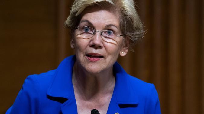 "US Senate Committee on Finance hearing ""The IRS's Fiscal Year 2022 Budget"", Washington, District of Columbia, USA - 08 Jun 2021"