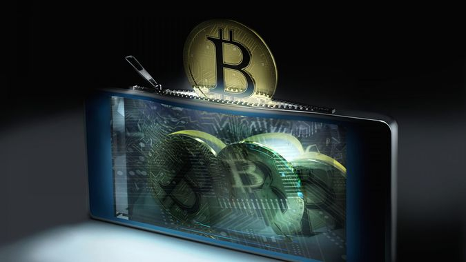 bitcoin wallet for online cryptocurrency trading.