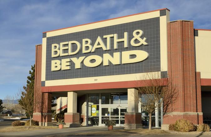 """""""Fort Collins, Colorado, USA - January 16, 2013: The Bed Bath + Beyond in Fort Collins."""