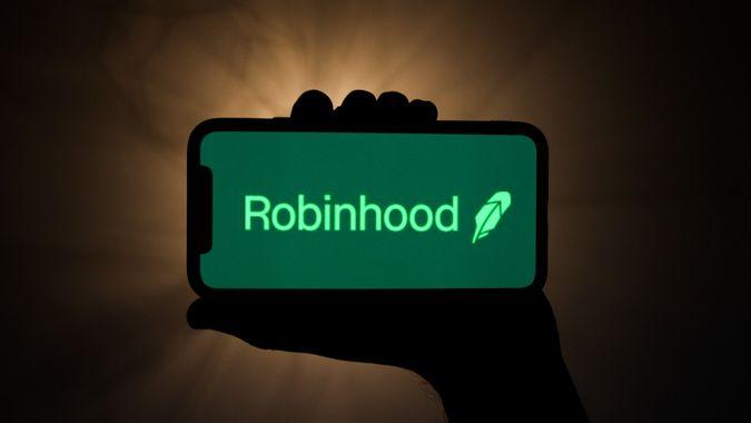 Robinhood and Cryptocurrencies photo illustrations, Krakow, Poland - 29 Jun 2021