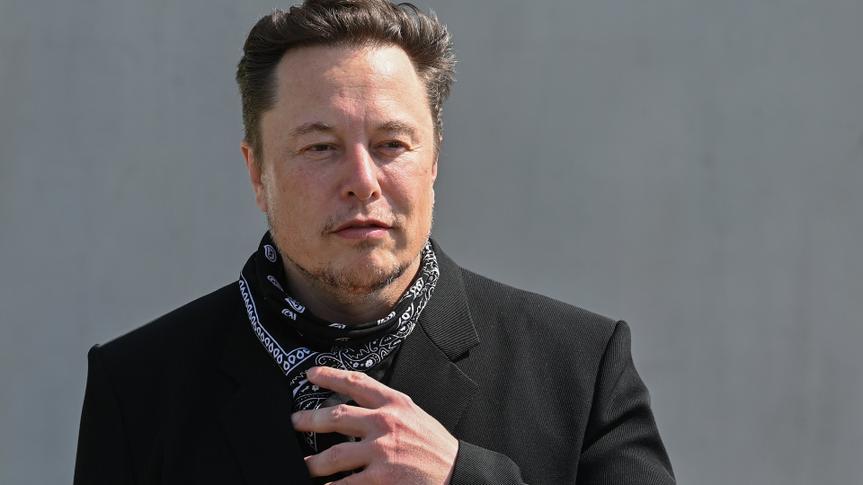 Election Campaign CDU - Laschet and Musk visit Tesla Factory, Grünheide, Brandenburg, Germany - 13 Aug 2021