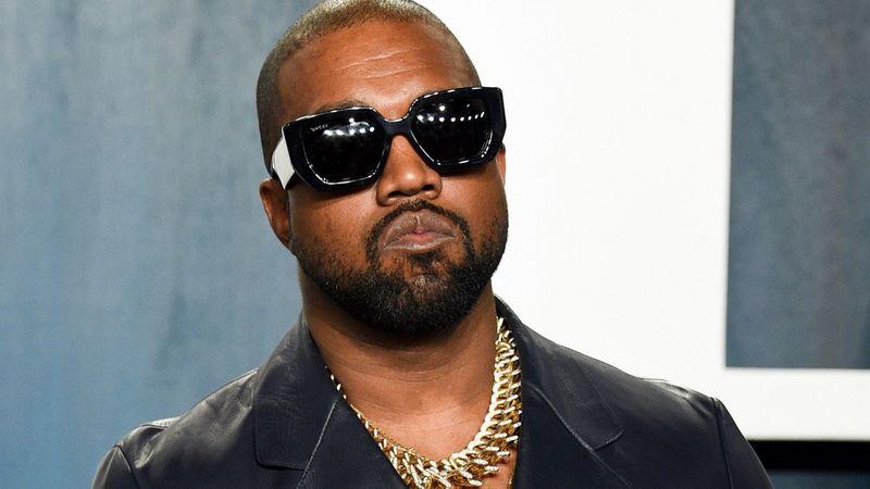 People Kanye West, Beverly Hills, United States - 10 Feb 2020