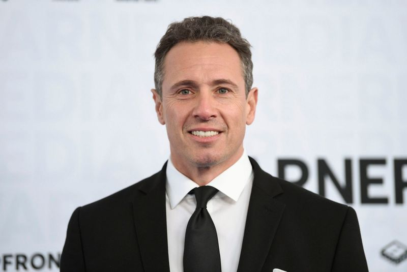 Mandatory Credit: Photo by Evan Agostini/Invision/AP/Shutterstock (10237806cf)CNN news anchor Chris Cuomo attends the WarnerMedia Upfront at Madison Square Garden, in New York2019 WarnerMedia Upfront, New York, USA - 15 May 2019.