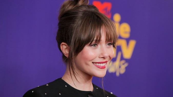 MTV Movie & TV Awards, Arrivals, Los Angeles, California, USA - 16 May 2021