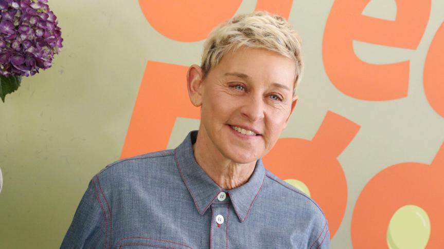 Mandatory Credit: Photo by Matt Baron/Shutterstock (10464724do)Ellen DeGeneres'Green Eggs and Ham' TV show premiere, Arrivals, Hollywood American Legion Post 43, Los Angeles, USA - 03 Nov 2019.