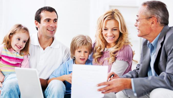 Adult, Advice, Contract, Agreement, Bank, Banking Document, Little Boys, Business, Business Person, Businessman, Cheerful, Child, Offspring, Communication, Consultant, Couple, Customer, Talking, Discussion, Document, Domestic Life, Explaining, Family, Father, File, Finance, Financial Advisor, Little Girls, Women, Group Of People, Happiness, Residential Structure, House, Home Interior, Home Finances, Horizontal, Indoors, Insurance Agent, Insurance, Savings, Investment, Lawyer, Legal Document, Meeting, Men, Mortgage Document, Mother, People, Planning, Real Estate, Showing, Tax, Trust, Caucasian, White, Mid Adult, Laptop