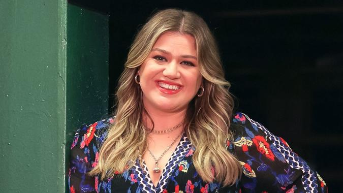 'The Kelly Clarkson Show' TV show filming, New York, USA - 24 Aug 2021